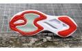 Кроссовки Nike Zoom Gravity Grey University Red