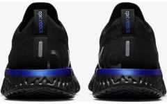 Кроссовки Nike Epic React Flyknit Black Blue