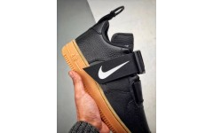 Кроссовки Nike Air Force 1 Utility Black Gum
