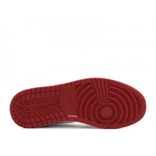 Кросівки Jordan 1 Retro High OG Black Toe 2016 Release