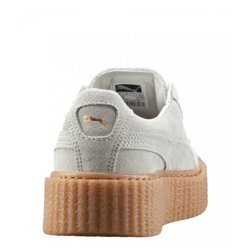 Кросівки Puma Rihanna Suede Creeper White Gum