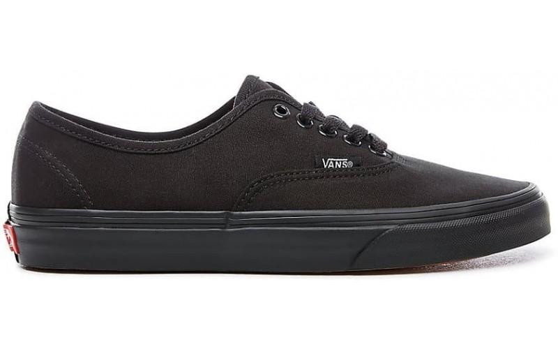 Кеды Vans Authentic All Black