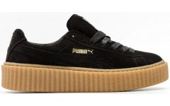 Кроссовки Puma Rihanna Suede Creeper Black Gum