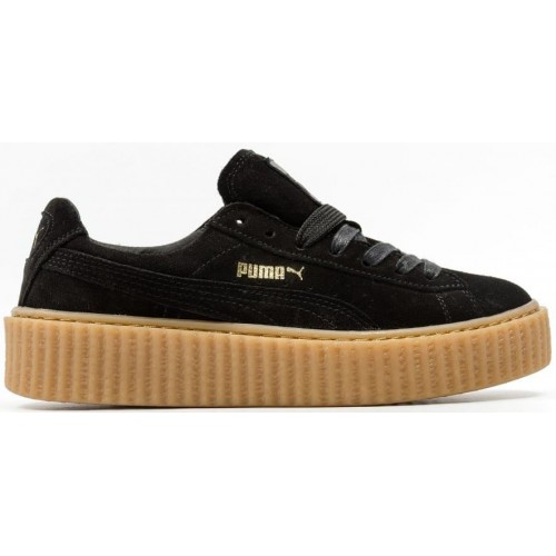 Кросівки Puma Rihanna Suede Creeper Black Gum