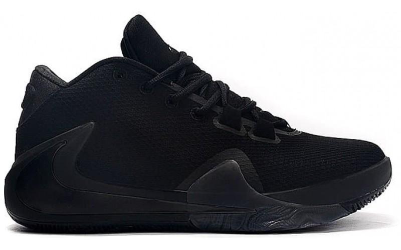 Кроссовки Nike Zoom Freak 1 Triple Black