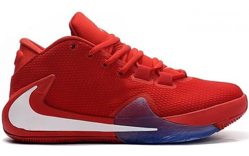 Кроссовки Nike Zoom Freak 1 Gym Red