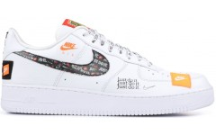 Кросівки Nike Air Force 1 07 Just Do It Pack White