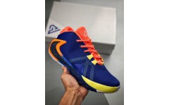 Кроссовки Nike Zoom Freak 1 Royal Blue Orange