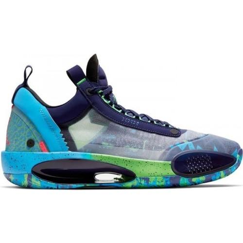 Кросівки Jordan XXXIV Low Regency Purple