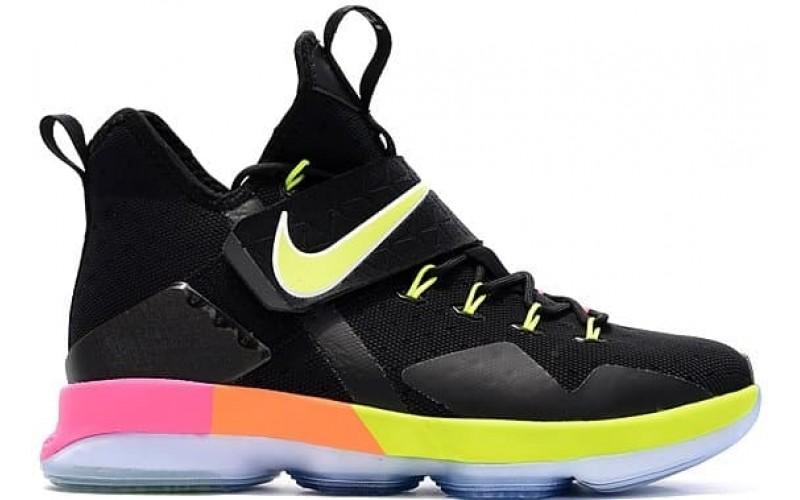 Кроссовки Nike LeBron 14 Black Multicolor