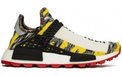 Кроссовки Adidas PW Human Race NMD Solar Pack Red