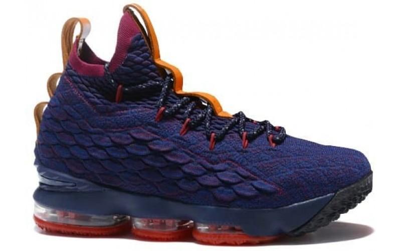 Кроссовки Nike LeBron 15 Cavs