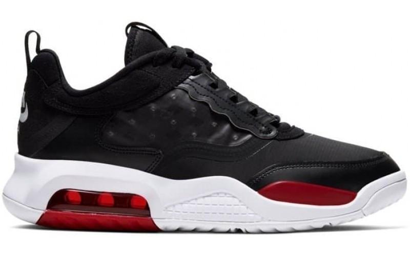 Кроссовки Jordan Max 200 Black Gym Red
