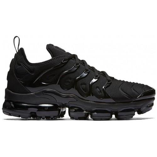Кросівки Nike VaporMax Plus Triple Black