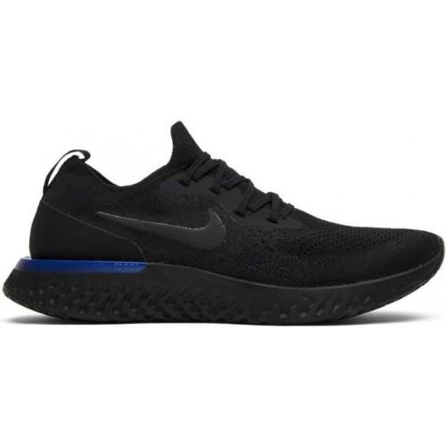 Кросівки Nike Epic React Flyknit Black Blue