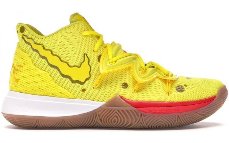 Кроссовки Nike Kyrie 5 Spongebob Squarepants