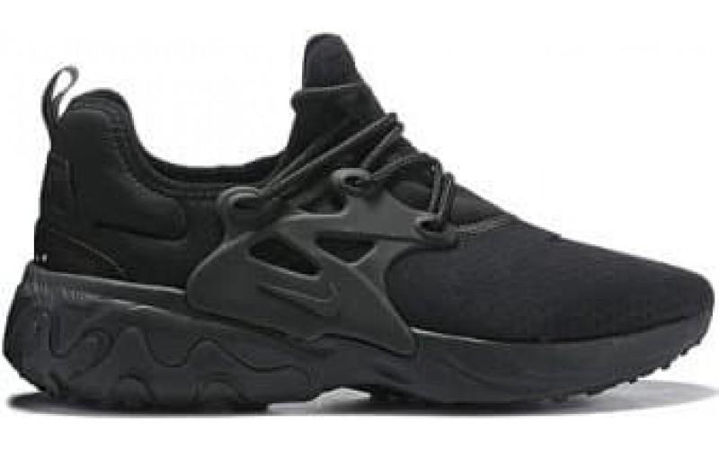 Кроссовки Nike React Presto Black Cat