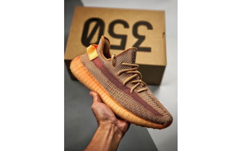 Кроссовки Adidas Yeezy 350 V2 W Clay