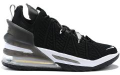 Кроссовки Nike LeBron 18 Black White