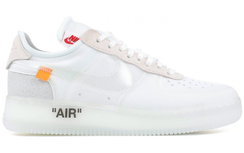 Кроссовки Nike Air Force 1 Low x Off-White W