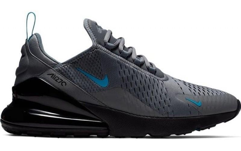 Кроссовки Nike Air Max 270 Cool Grey Blue Fury