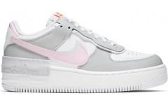 Женские кроссовки Nike Air Force 1 Shadow Photon Dust Pink Foam