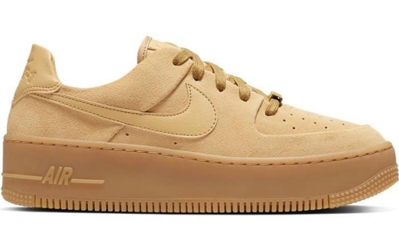Кроссовки Nike Air Force 1 Sage Low Club Gold