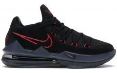 Кроссовки Nike LeBron 17 Low Bred