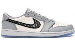 Мужские кроссовки Jordan 1 Retro Low Dior