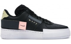 Кроссовки Nike Air Force 1 07 Low Type Black W