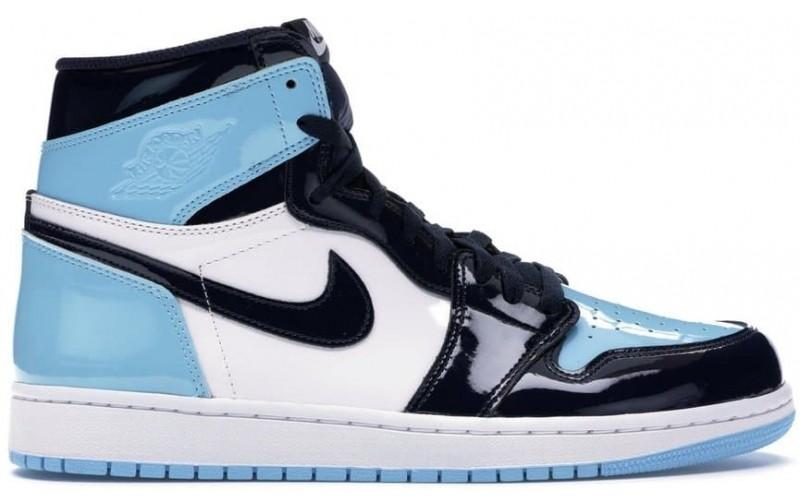 Кроссовки Jordan 1 Retro High UNC Patent