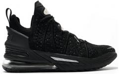 Мужские кроссовки Nike LeBron 18 Black
