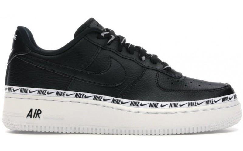 Кроссовки Nike Air Force 1 Low SE Premium Ribbon Pack Black