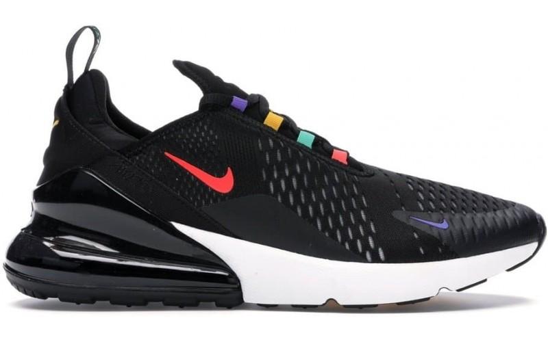 Кроссовки Nike Air Max 270 W Black Multi-Color