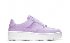 Женские кроссовки Nike Air Force 1 Sage Low Purple White AR5339-500
