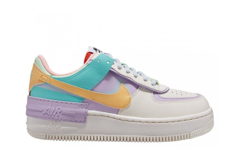 Женские кроссовки Nike Air Force 1 Shadow Multicolor CI0919-101
