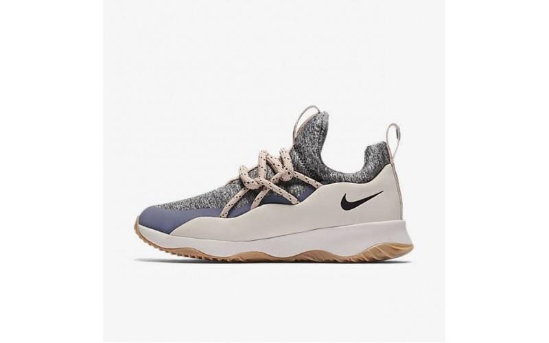 Женские кроссовки Nike City Loop Pink/Grey AA1097-600