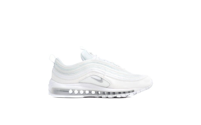 Мужские кроссовки Nike Air Max 97 Triple White 921826-101