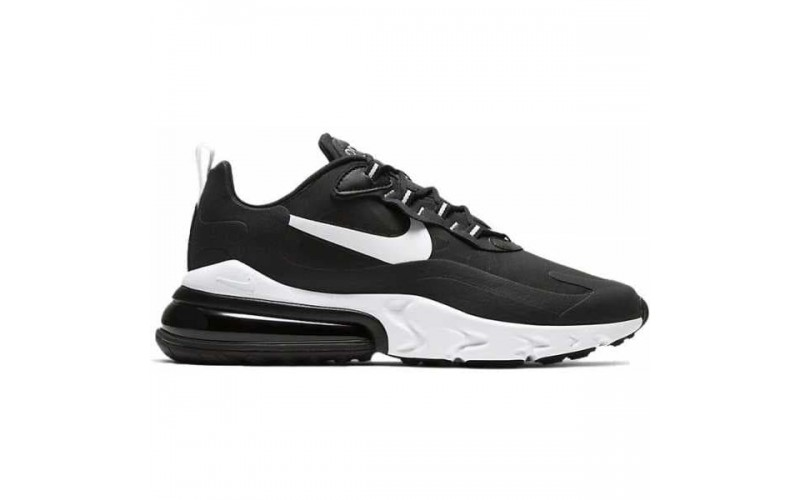Женские кроссовки Nike Air Max 270 React Black White AT6174-004