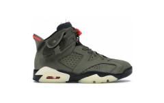 Кроссовки Jordan 6 Retro Travis Scott CN1084-200