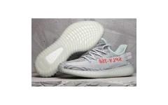 Кроссовки Adidas Yeezy 350 v2 Blue Tint B37571