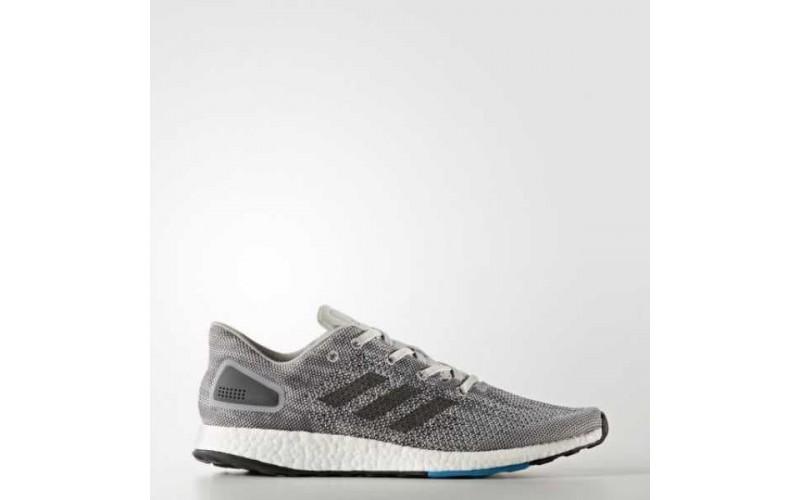 Мужские кроссовки Adidas PureBoost DPR Grey Solid Grey S82010