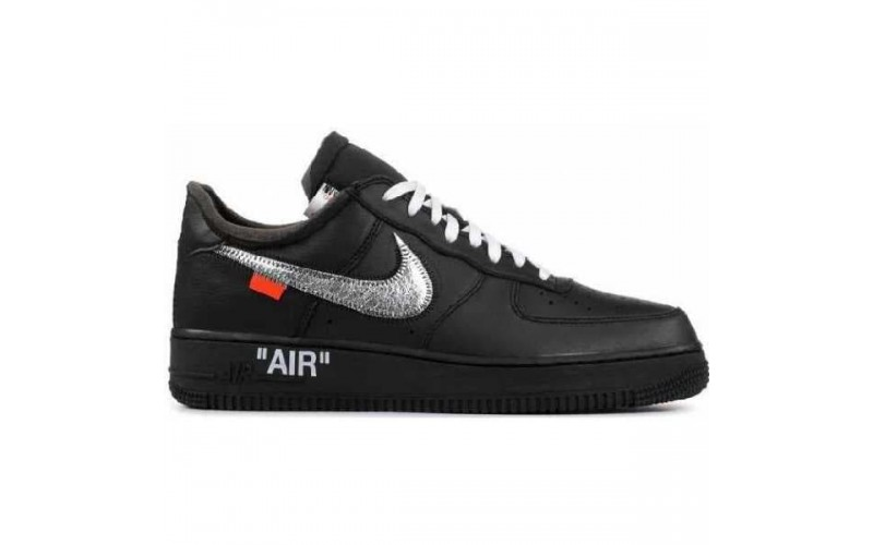 Кроссовки Nike Air Force 1 Low Off-White Black White AO4606-001
