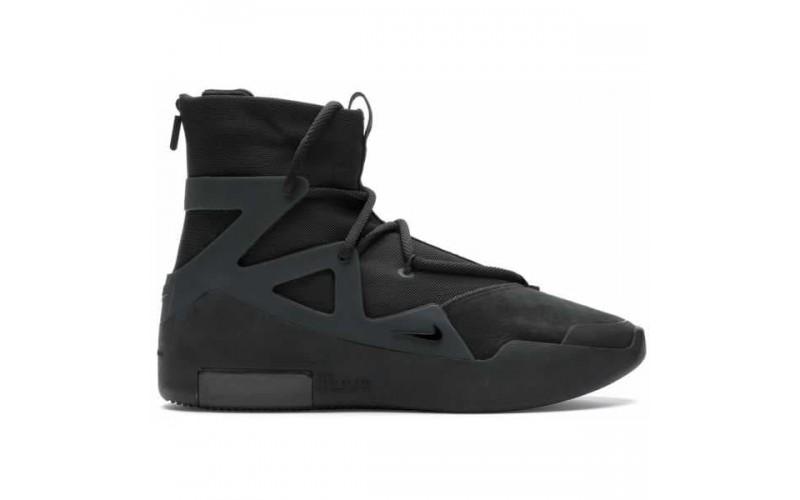 Кроссовки Nike Air Fear of God 1 Triple Black AR4237-006