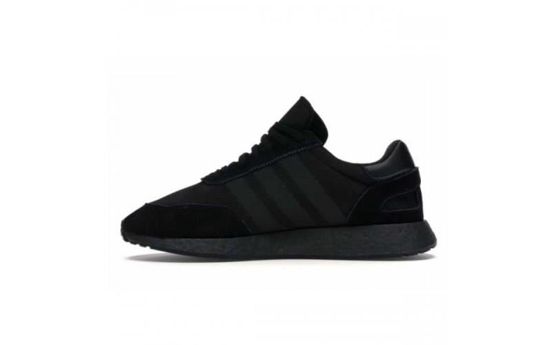 Мужские кроссовки Adidas Iniki Triple Black BD7525