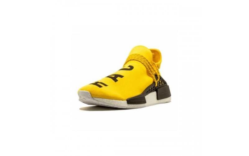Мужские кроссовки Adidas PW Human Race NMD Yellow BB0619