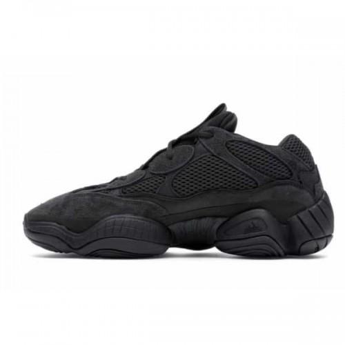 Чоловічі кросівки Adidas Yeezy 500 Boost Utility Black F36640