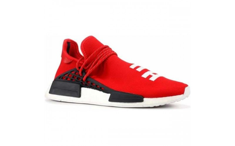 Мужские кроссовки Adidas PW Human Race NMD Red Scarlet BB0616