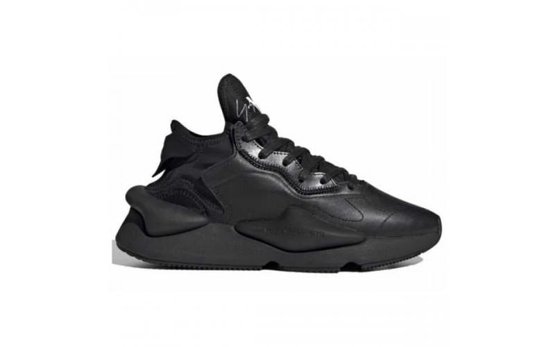 Мужские кроссовки Adidas Y-3 Kaiwa Black EF2561