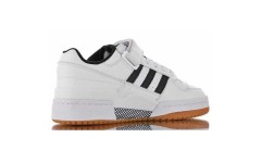 Мужские кроссовки Adidas Forum White Black G25813